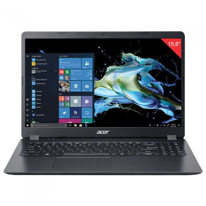 Ноутбук Acer EX215-52-59Q3 Extensa 15.6'' FHD(1920x1080) nonGLARE/Intel Core i5-1035G1 1.00GHz Quad/8 GB+512GB SSD/Integrated/WiFi/BT/0,3 MP/1,9 kg/W10Pro/1Y/BLACK - интернет-магазин Skyey.ru