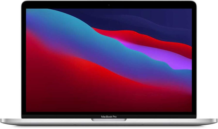 Apple MacBook Pro 13 Late 2020 [Z11D0003D, Z11D/5] Silver 13.3'' Retina {(2560x1600) Touch Bar M1 chip with 8-core CPU and 8-core GPU/16GB/512GB SSD} (2020) - интернет-магазин Skyey.ru