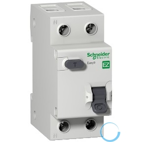 Schneider-electric EZ9D34625 ДИФ. АВТ. ВЫКЛ. EASY 9 1П+Н 25А 30мА C AC 4,5кА 230В =S= - интернет-магазин Skyey.ru