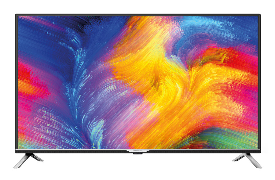 "Телевизор LED Hyundai 40"" H-LED40ET3001 черный/серебристый/FULL HD/60Hz/DVB-T2/DVB-C/DVB-S2/USB (RUS) - интернет-магазин Skyey.ru"