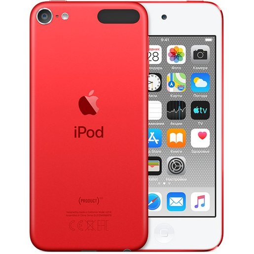 Apple iPod touch 256GB Red - интернет-магазин Skyey.ru