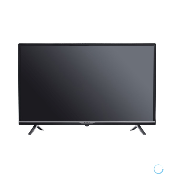"Телевизор LED Hyundai 32"" H-LED32ET3001 черный/HD READY/60Hz/DVB-T2/DVB-C/DVB-S2/USB (RUS) - интернет-магазин Skyey.ru"