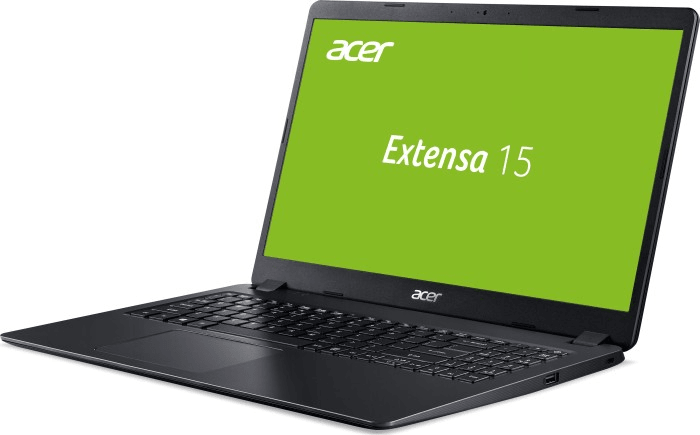 Ноутбук Acer EX215-52-59U1 Extensa 15.6'' FHD(1920x1080) nonGLARE/Intel Core i5-1035G1 1.00GHz Quad/8 GB/1TB/Integrated/WiFi/BT5.0/0,3 MP/1,9 kg/W10Pro/1Y/BLACK - интернет-магазин Skyey.ru