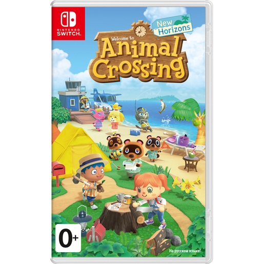 Игра Animal Crossing: New Horizons - интернет-магазин Skyey.ru