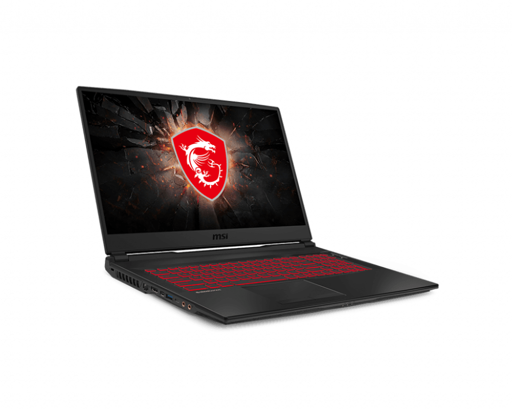 Ноутбук MSI GL75 Leopard 10SDK-476XRU (MS-17E7) 17.3'' FHD(1920x1080)/Intel Core i5-10300H 2.50GHz Quad/8GB/1TB+256GB SSD/GF GTX1660Ti 6GB/HM470/WiFi/BT5.1/1.0MP/SDXC/6cell/2.60kg/DOS/1Y/BLACK - интернет-магазин Skyey.ru