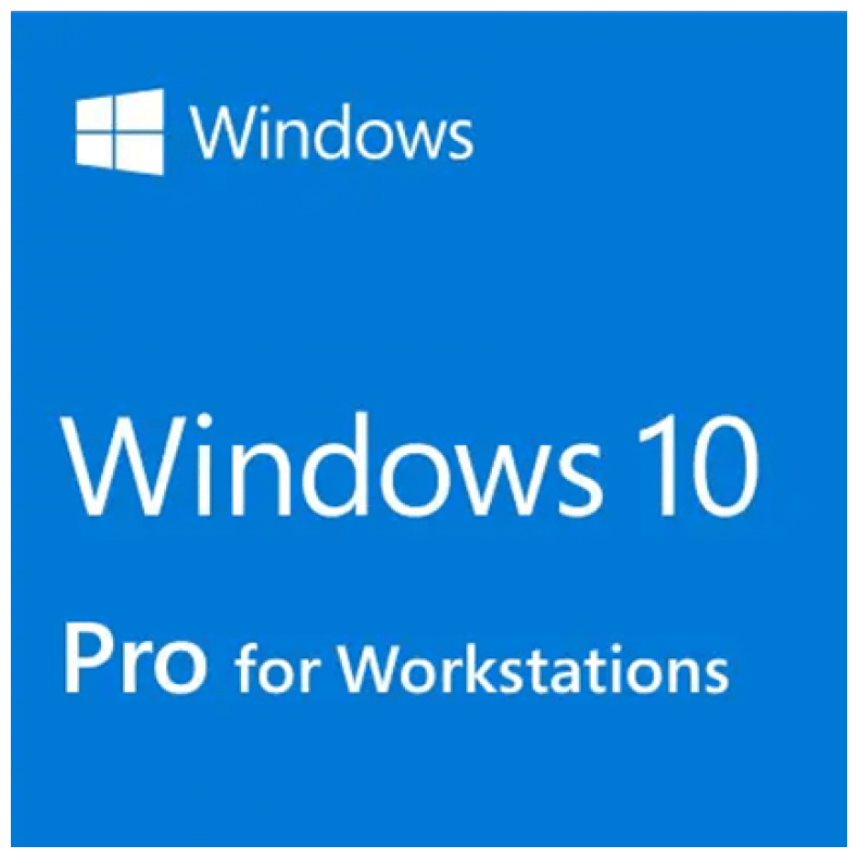 Лазерный диск (записанный) Microsoft Windows Professional for Workstations 10 64Bit Russian 1pk DSP OEI DVD (только диск) (OEM) - интернет-магазин Skyey.ru
